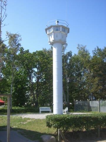 Alter DDR-Wachturm in Kühlungsborn-Ost