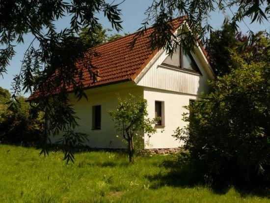 Seitenansicht Ferienhaus