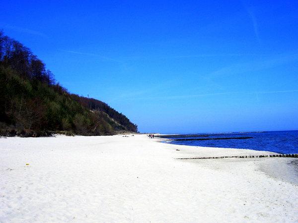 Strand in Koserow