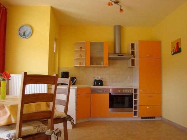 Küche und Essbereich Sunny 1