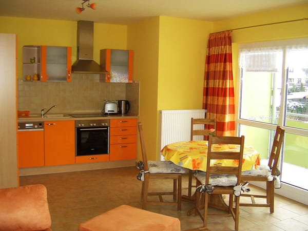 Küche, Essbereich Sunny 2