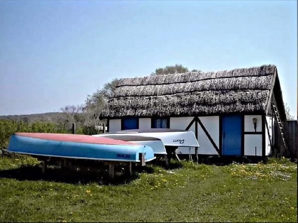 Fischerhütte in Koserow