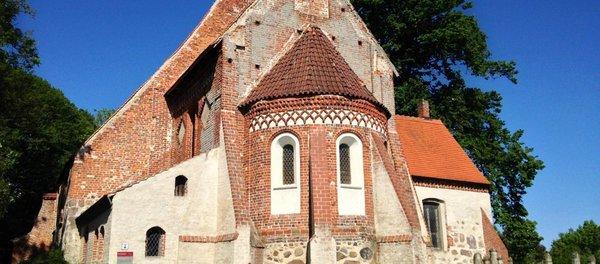 älteste Kirche auf Rügen