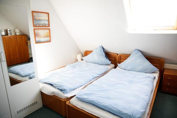 3. Schlafzimmer im Studio (Flachbildschirm inkl.)