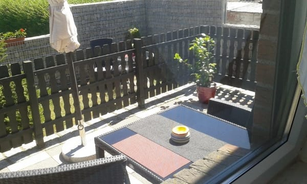 Terrasse....