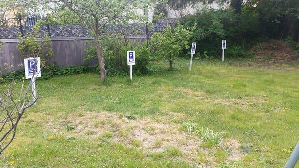 Ihr kostenfreier Parkplatz
