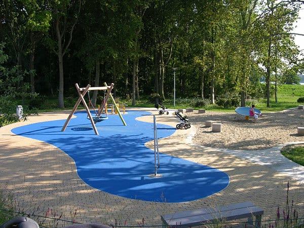 Spielplatz an der Promenade