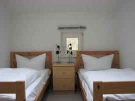Sternenhimmel: Das 2. Schlafzimmer hat zusätzlich ein Dachfenster.