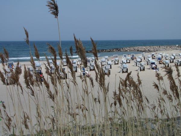 Kühlungsborn hat einen schönen Strand.