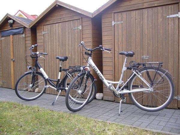 6-Gang-Fahrräder kostenfrei