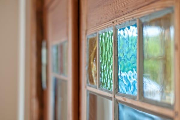 Wir mögen alte Türen - Ferienwohnung 2 - Villa Amelie - Binz auf Rügen