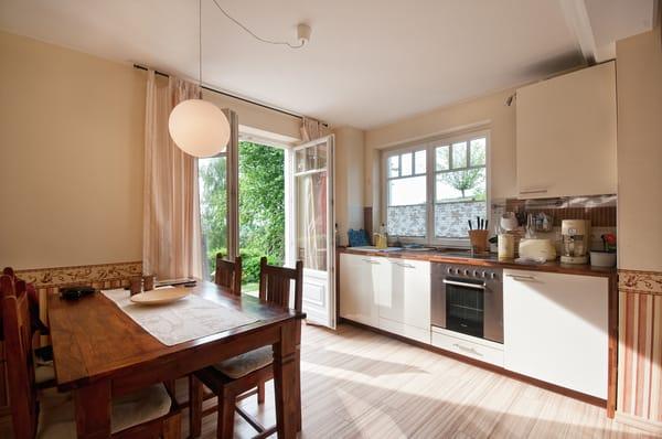 Bitte kochen - Ferienwohnung 2 - Villa Amelie - Binz auf Rügen