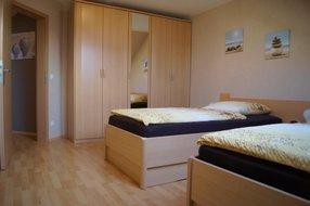 Schlafzimmer I im OG