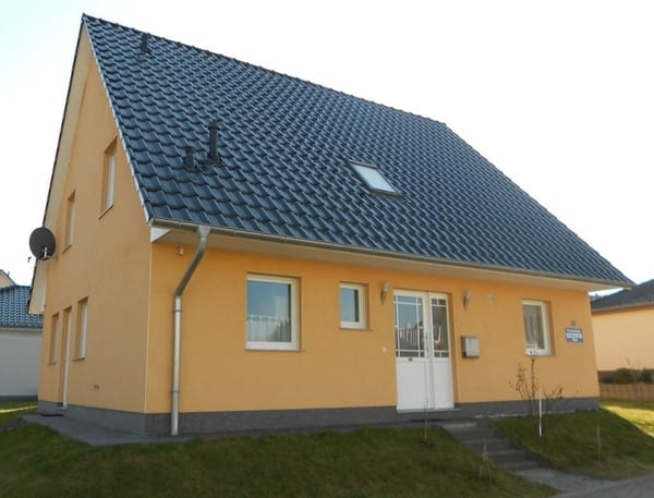 Wohnhaus mit seitlichem Eingang Ihrer Unterkunft