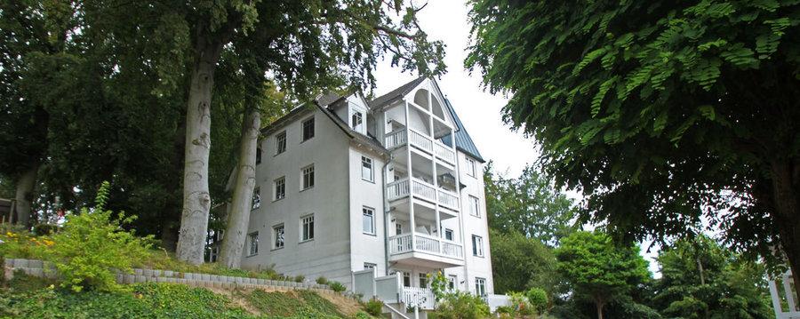 Haus 2 der Parkresidenz Concordia im Ostseebad Sellin