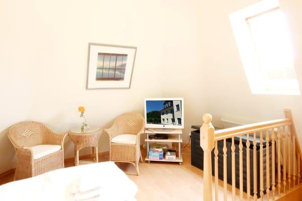 2. Schlafzimmer im OG. über Treppe erreichbar