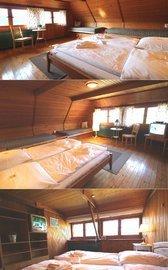 3 von insgesamt 5 Schlafzimmern
