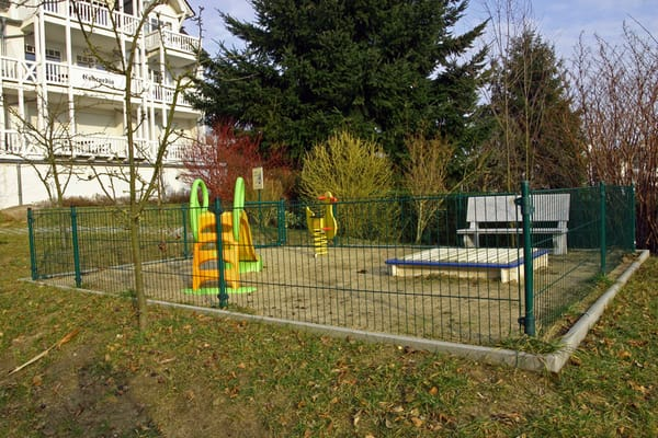 Spielplatz für die Kleinen