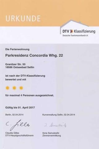 3-Sterne-DTV-Zertifizierung - ein Signal für Qualität