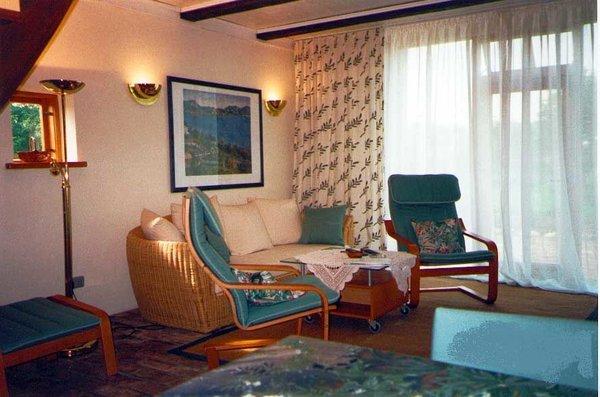 Sitzplatz Wohnzimmer