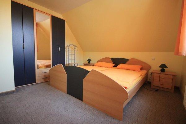 Das Schlafzimmer für die Eltern