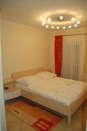 Schlafzimmer der Villa Felice