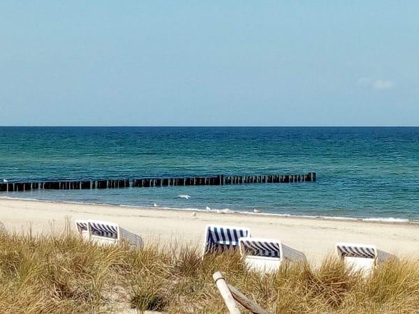 Strand Kühlungsborn