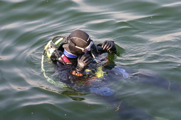 in der Ostsee kann man immer baden