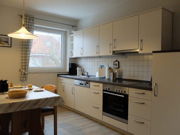 Wohnung 2.3. Obergeschoss, Essen und Kochen