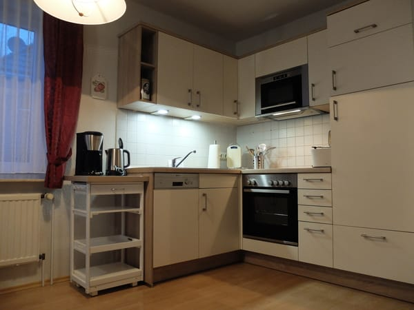 Wohnung 3.1, Erdgeschoss, Küche