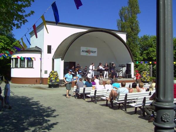 Zinnowitz Konzertbühne