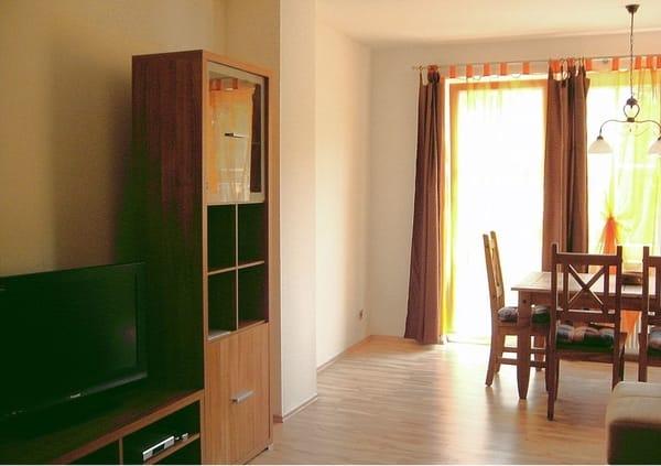 Wohnzimmer , TV