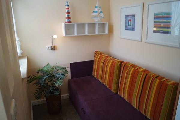 Das zweite Schlafzimmer - oder eine kleine Ruheinsel