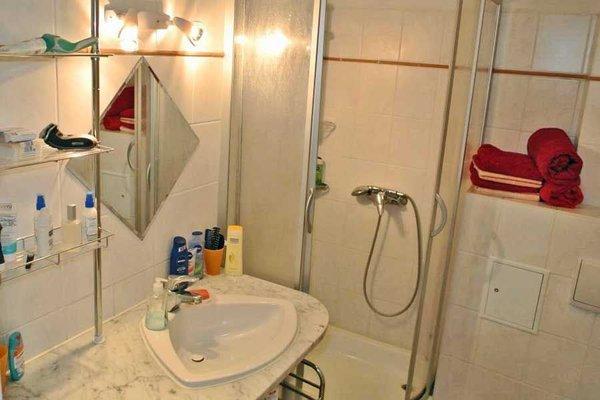 Badezimmer mit Dusche ...