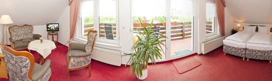 Komfort-App. mit 2 Balkone u. Küche Nr.5