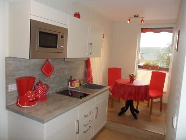 Suite-Küche neu
