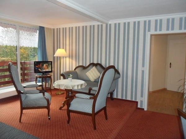 Suite-Wohnraum neu renoviert