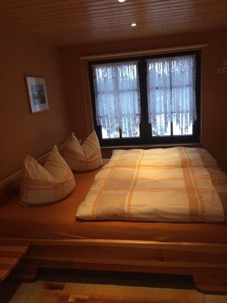 Schlafzimmer zum Kuscheln& natürlich Schlafen!