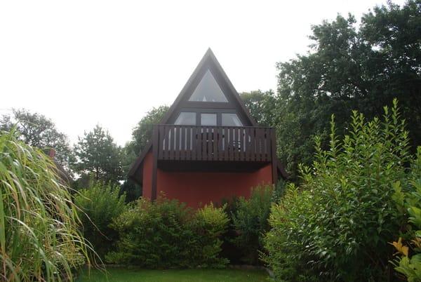 Ferienhaus Seeseitig mit Balkon zum Frühstücken