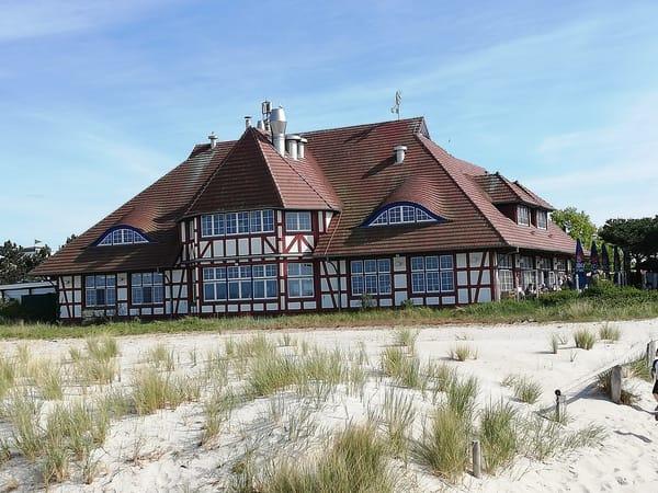 Kurhaus/Strandseite