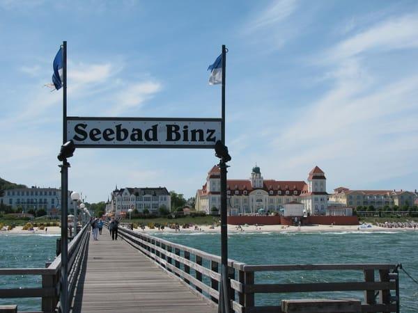 Seebrück Binz