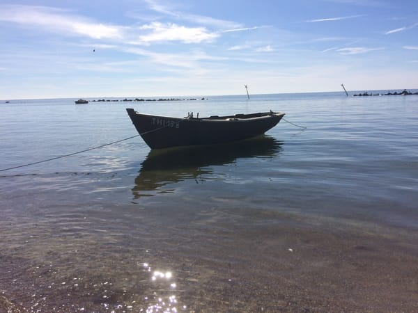 Idylle am Meer