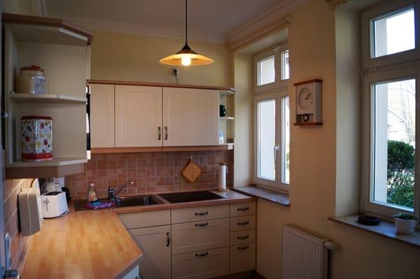 Hochwertige Küche im Landhausstil