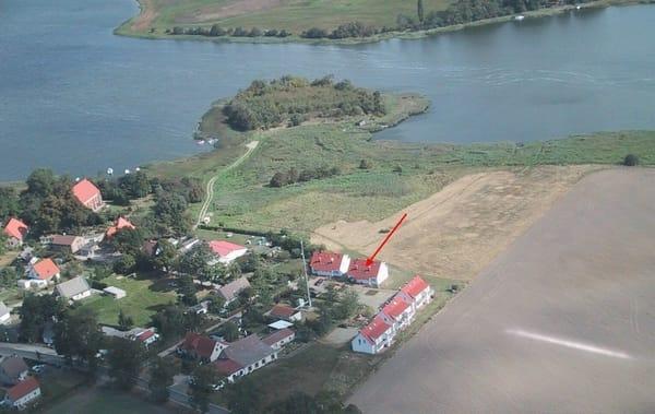 Luftbild - 2 Ferienwohnungen in einer DDH