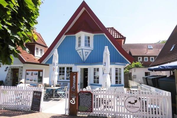 Zum Wohlfühlen - Cafe Einraum in der Mittelpromenade, handgemachte Kaffee- und Kuchenspezialitäten