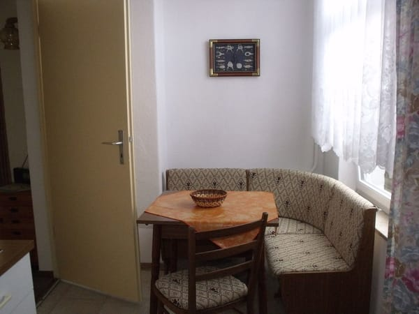 Küche Sitzecke