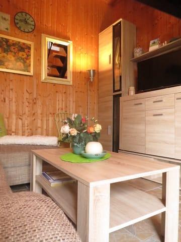Wohnzimmer unterer Bereich