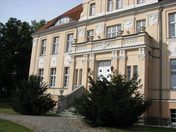 Gutsherrenhaus Neddesitz