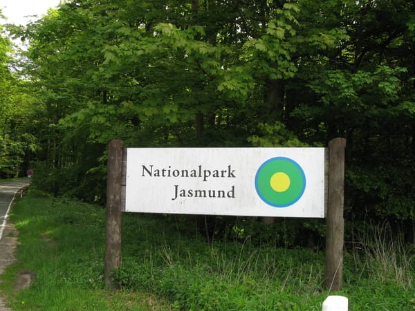 Nationalpark Jasmund nahe Ferienanlage Neddesitz