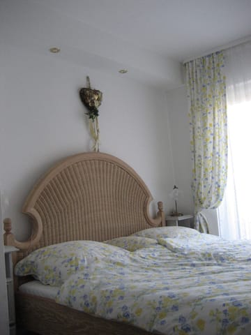 seperates Schlafzimmer